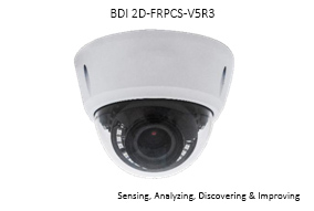 BDI 2D-FRPCS-V5R3 Face Recognition & People Counting Integrated Sensor(Camera)